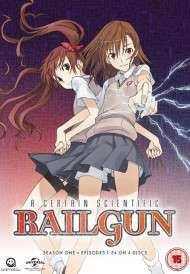 A Certain Scientific Railgun (2009)
