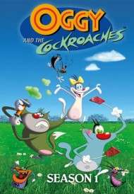 Oggy and the Cockroaches (Season 1) (1998)