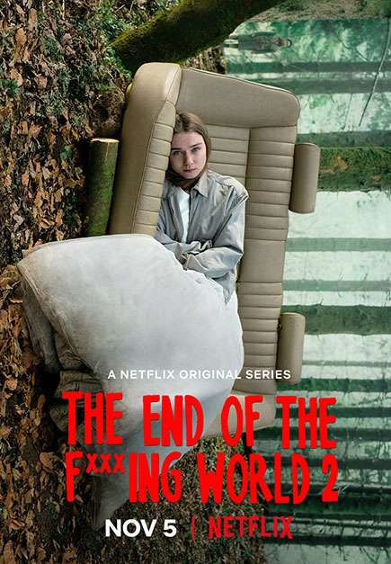 The End of the F***ing World (Season 2) (2019)