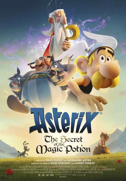 Asterix: Secret Of The Magic Potion (2018)