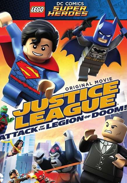 Lego DC Comics Super Heroes: Justice League: Attack of the Legion of Doom (2015)