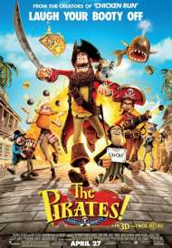 The Pirates Band of Misfits (2012)