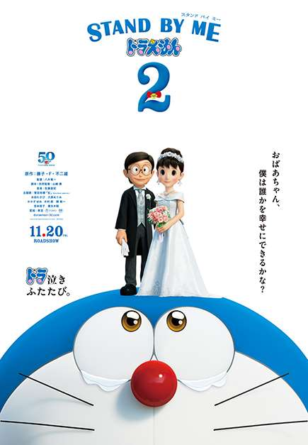 Stand By Me Doraemon 2 (2021)